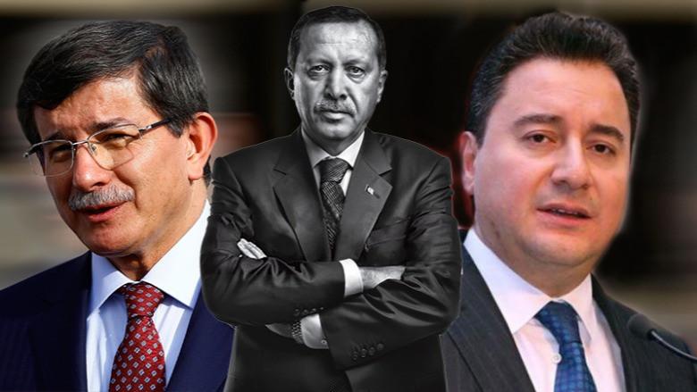 Erdoğan'dan Babacan ile Davutoğlu'na farklı imtiyazlar