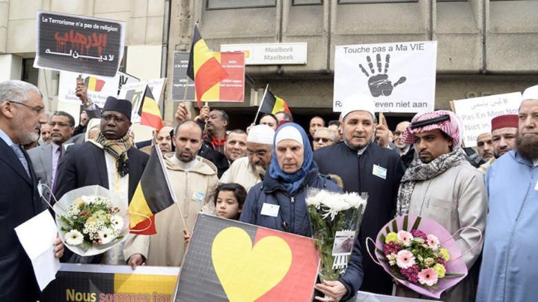Belçika'da artan müslüman karşıtlığı