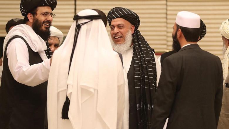 Taliban heyeti İran'da