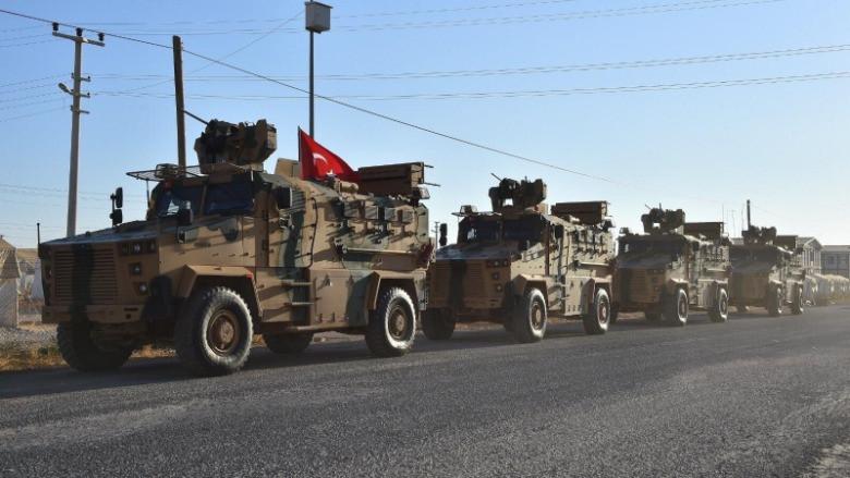 Türkiye'nin Suriye'deki operasyonları