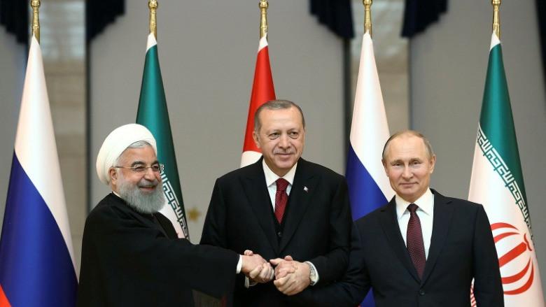 Rusya ve İran'dan Suriye operasyonuna yeşil ışık