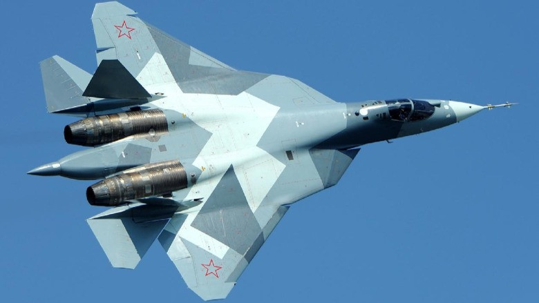 Rus Su-57 savaş jetlerine yeni talip