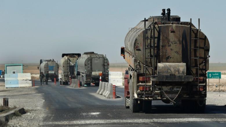 Suriye'deki petrolü kim kontrol ediyor?