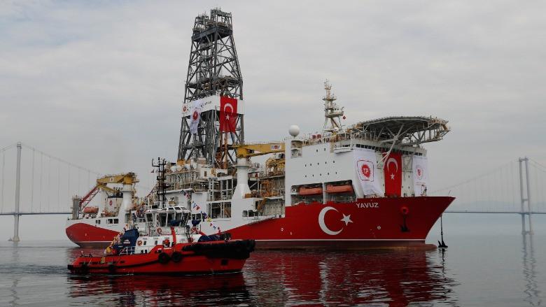 Batı ve Türkiye arasında Kıbrıs jeopolitiği