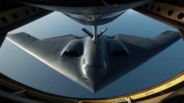 ABD'nin en gizli hayalet uçağı: B-21