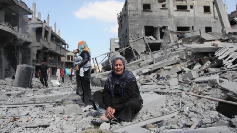 İnsanlığın bittiği yer: Filistin
