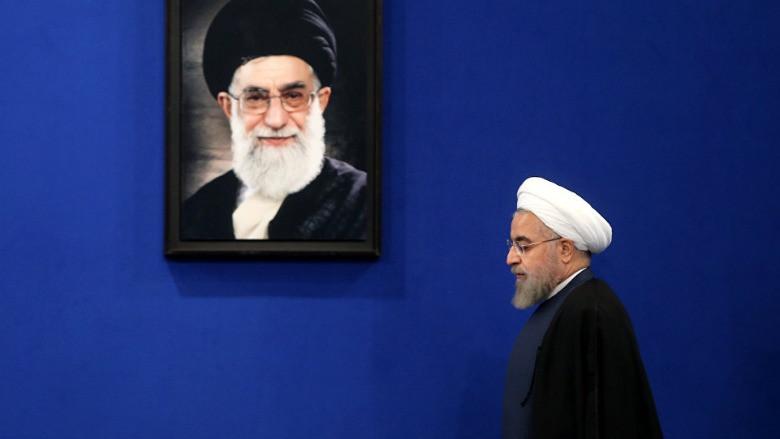 İran'da yönetim sıkıntısı ''çift başlılık'' mı?