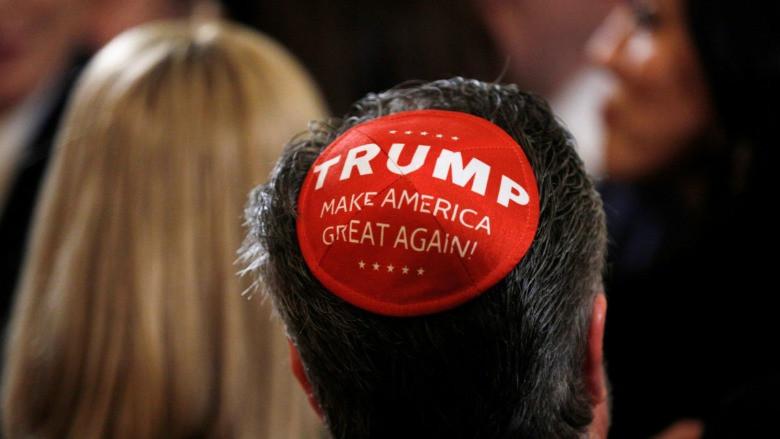 "Trump ""Yahudilerin en iyi dostu"" mu?"