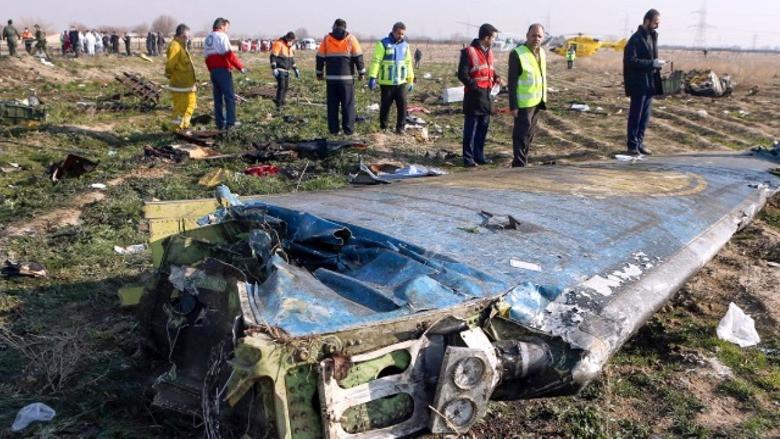 İran, Ukrayna uçağını düşürdüğünü açıkladı