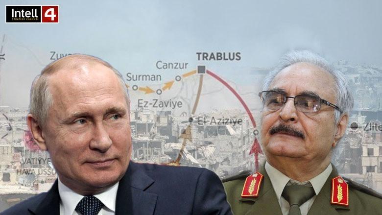 General Hafter Putin'i oyuna mı getirdi?