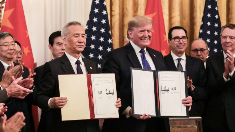Çin ve ABD anlaştı