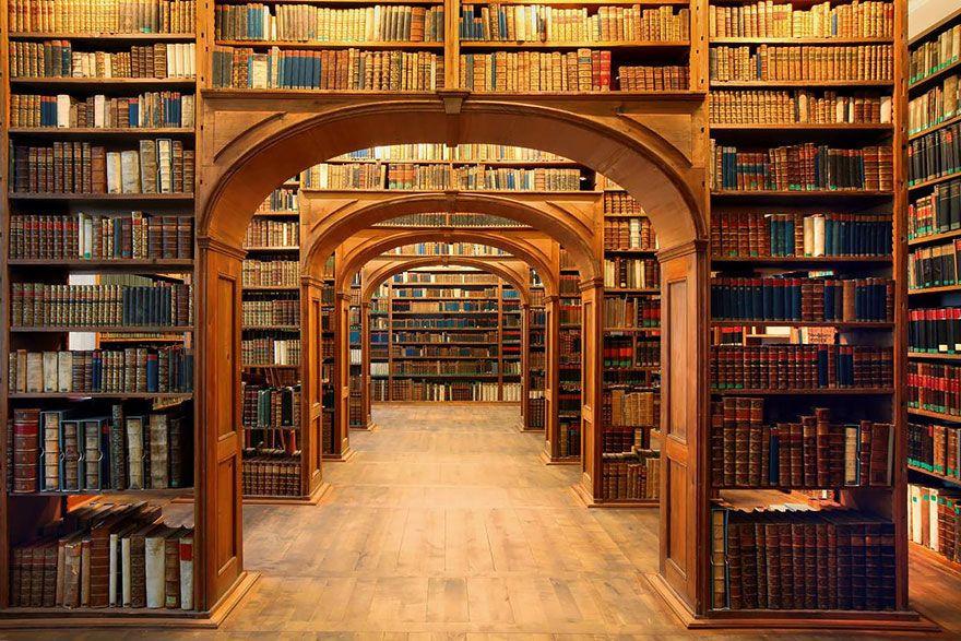 İnsanlığın ortak hafızası: 10 dev kütüphane - Sayfa 1
