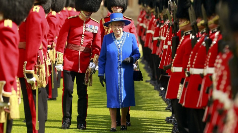 Birleşik Krallık ve Kraliçe II. Elizabeth'e bağlı ülkeler