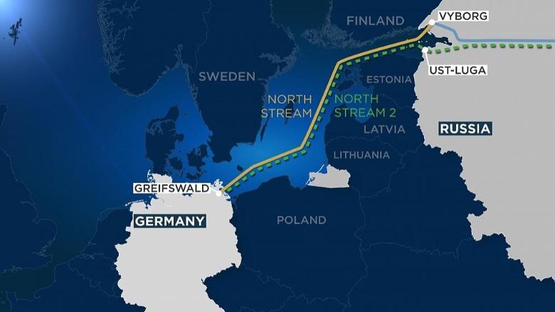 Rusya-AB-ABD kıskacında Kuzey Akım-2 projesi