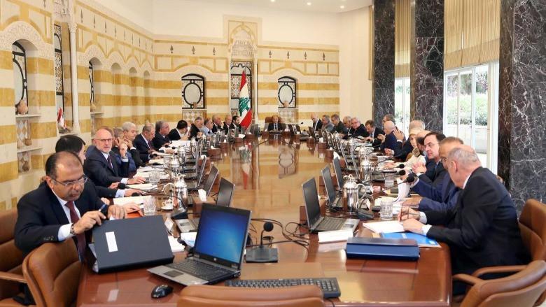 Lübnan'da hükümet yeniden toplanıyor