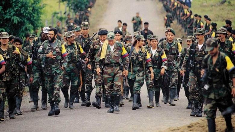 Kolombiya'lıgerillalardan silahlanma çağrısı