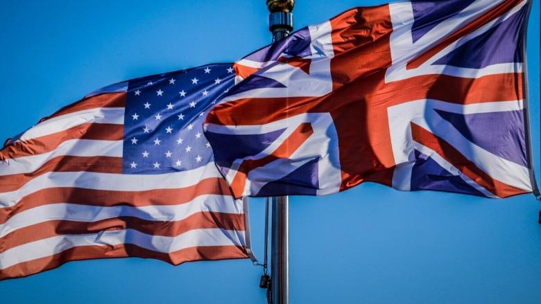 İngiltere ve ABD'den ticaret anlaşması