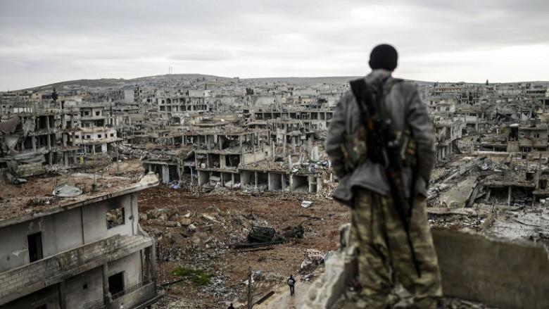 Geçmişten bugüne Suriye