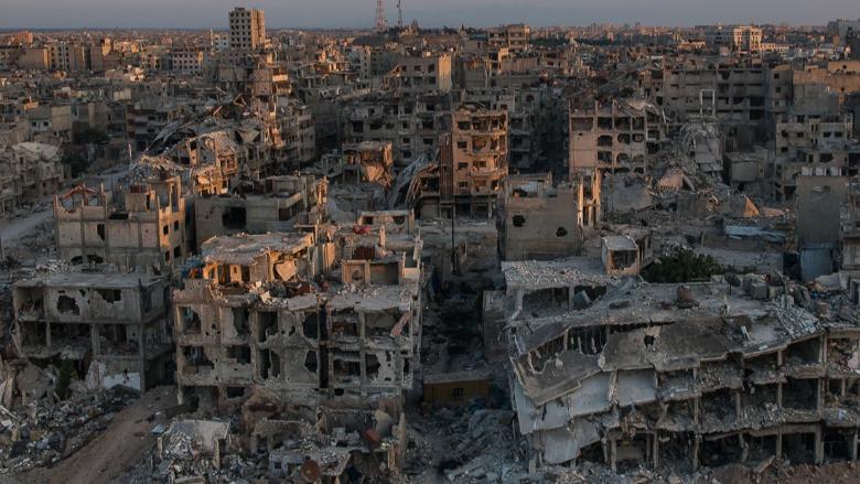 Suriye: Küçük satranç tahtası