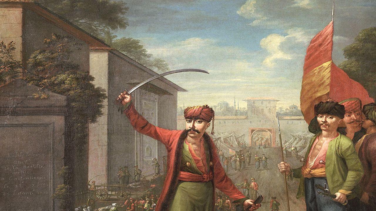 Patrona Halil İsyanı - Sayfa 1