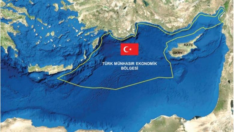Türkiye'nin kararlılığı ve hakları