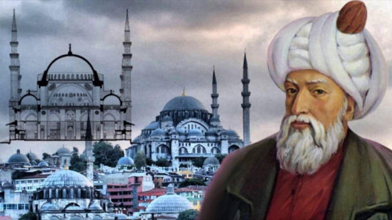 Muhteşem yüzyılın muhteşem mimarı: Koca Mimar Sinan Ağa - Sayfa 1