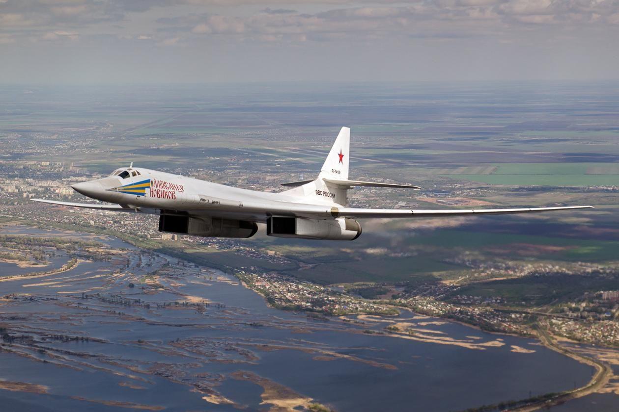 Rus bombardıman uçağı: TU-160 - Sayfa 4