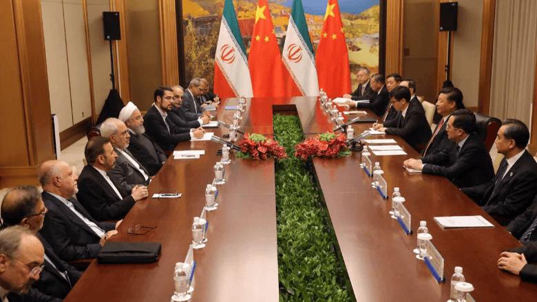 Çin-İran ilişkileri derinleşiyor